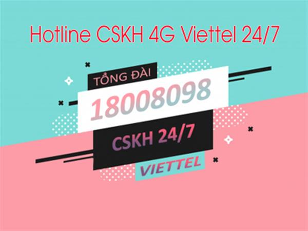 Viettel switchboards take care of customers 24/7 - Customer Service Hotline 4G Viettel