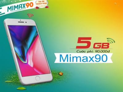 MIMAX90 5GB/MONTH